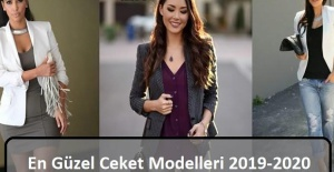 En Güzel Ceket Modelleri 2019/2020