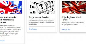 Türk Vatandaşlarına Özel Ankara Antlaşması Vizesi