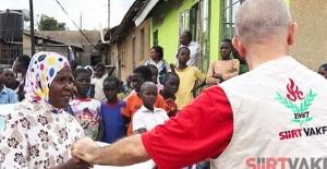 Afrika'ya İnsani Yardım Yapan Vakıflar