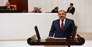 Van Milletvekili Arvas, bütçe görüşmelerinde AK Parti grubu adına konuştu