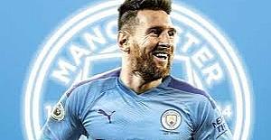 Lionel Messi'nin Yeni Durağı Manchester City mi?