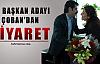 Eş Başkan Adayı Çoban'dan Van Belediyesi'ne Zİyaret