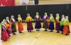 Van Gençlik Merkezi Halk Oyunları Ekibinden Büyük Başarı