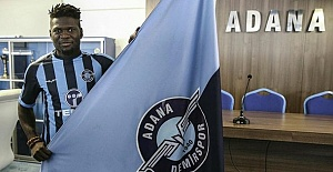 Adana Demirspor Aradığı Forveti Sonunda Buldu