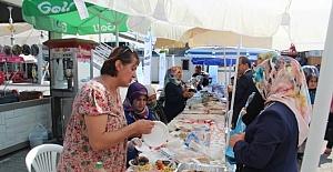 Edremit'te Arakanlı Müslümanlar İçin Kermes Yapıldı
