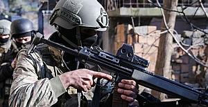 Faraşin Yaylası ve Kuzey Irak'taki Teröristlere Hava Operasyonu