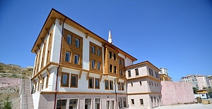 Pursaklar Şehitlik Camisi Yakında Hizmete Açılıyor