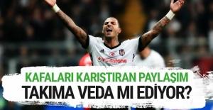Quaresma Beşiktaş'a Veda Etti Mi?