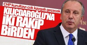 CHP'de Genel Başkanlık Yarışında Rakip Adaylar Var