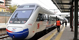 Kayseri Ankara Arası Hızlı Trenle 1,5 Saat Sürecek