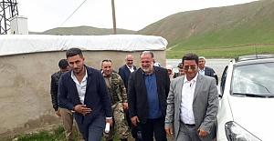 Osman Nuri Gülaçar'dan Vanlılara Çevre Yolu Sözü!