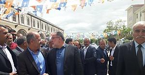 Osman Nuri Gülaçar Gürpınar'da Halkla Buluştu