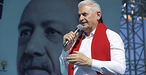 Başbakan'dan Mesaj: Kürtlerin Devleti Burası, Başka Kapıya Gidin!