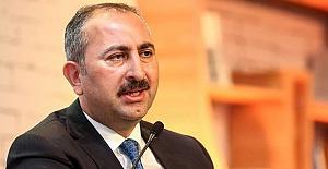 Adalet Bakanı Gül'den ABD Yaptırımıyla İlgili Sert Açıklama!