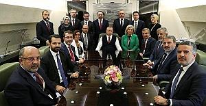 Erdoğan FETÖ Konusunda Uyardı: Onlar Kaçacak Biz Kovalayacağız