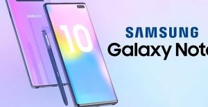 Samsung'tan minik Galaxy Note 10 iddiası