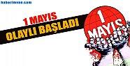 Beşiktaş'ta 1 Mayıs gerginliği