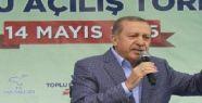 Cumhurbaşkanı Erdoğan Van'da Neler Söyledi