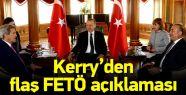 Erdoğan ABD'de Saklanan Fetö'yü Sordu Kerry Cevapladı