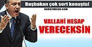 Erdoğan'ın Kızılcahamam konuşması