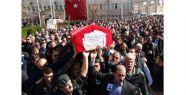 Nusaybin'de Şehit Olan Özel Harekat Polisinin Cenazesi Memleketine Gönderildi