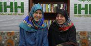 Pakistan'da Kaçırılan Çek İki Kadın İHH Tarafından Kurtarılarak Van'a Getirildi