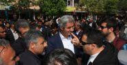 Polis HDP'lilerin Konuşmasına İzin Vermedi!