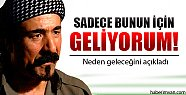 Şivan Perwer: Sadece Bunun İçin Diyarbakırda'yım