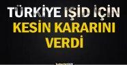 Türkiye'nin IŞİD Kararı