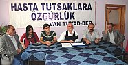 Tüyad-Der'den İmza Kampanyası