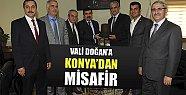 Vali Doğan'a Konya'dan Ziyaret - Van Haberleri
