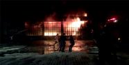 Van Oto Sanayi Sitesinde Büyük Yangın
