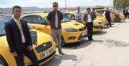 Van'da Taksiciler Soma İçin Yasta