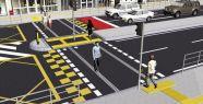 Van'da Trafik Işıkları Artık Engelli...