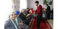 Van'da Zihinsel Engelli Kadınlara Saç Bakımı