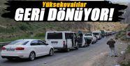 Yüksekova'lılar Geri Dönüyorlar!