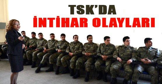TSK'dan askerlere psikolojik destek eğitimi