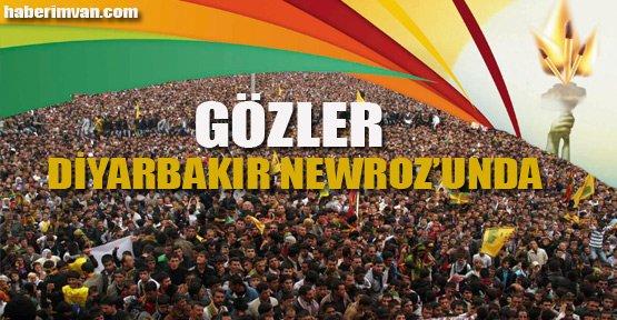 Türkiye'nin Gözü Diyarbakır'da!