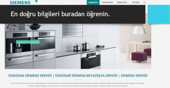 Üsküdar Siemens Servis Hizmeti