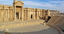 IŞİD, Antik Roma Tiyatrosunu İmha Etti