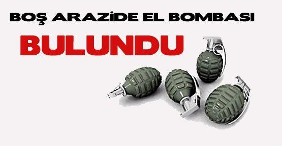 Van'da 10 adet el bombası bulundu