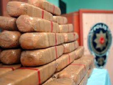Van'da 242 Kilo Uyuşturucu Yakalandı