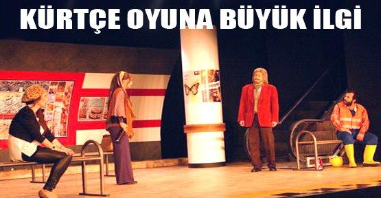 Van'da Kürtçe Oyuna Büyük İlgi - Van Haberleri