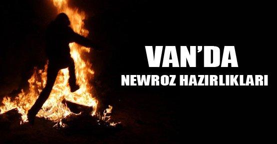 Van'da Newroz Hazırlıkları - Van Haberleri
