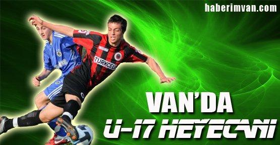 Van'da U-17 Türkiye Şampiyonası - Van Haberleri