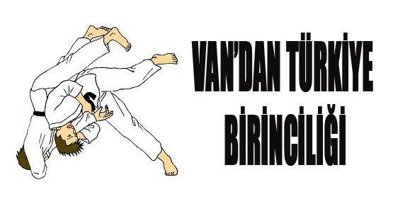 Vanlı Görme Engelli Türkiye Şampiyonu Judocu - Van Haberleri