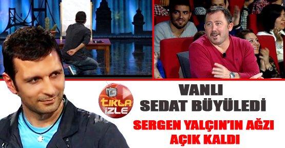 Yetenek Sizsiniz Türkiye Sedat Çalımlı yarı final izleyin