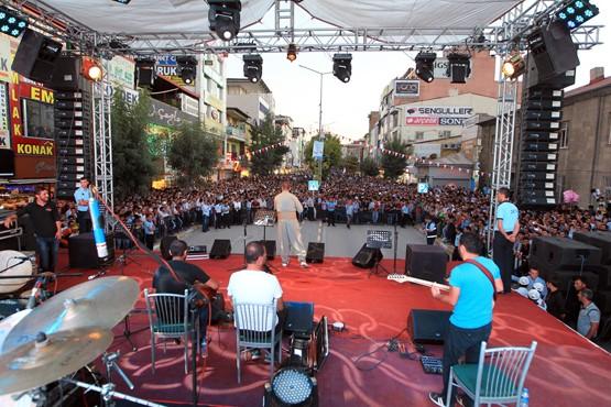 3. Van Kültür Sanat Ve Doğa Festivali Kapanış Kons
