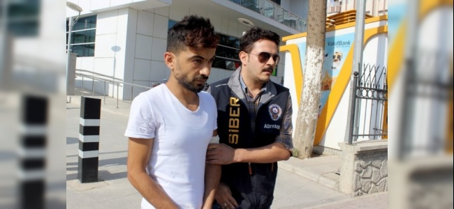 Banka Kart Bilgilerini Çalan Dolandırıcı Tutuklandı