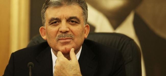 Abdullah Gül Kararını Değiştirdi.. Erdoğan'a Karşı Aday Olacak!